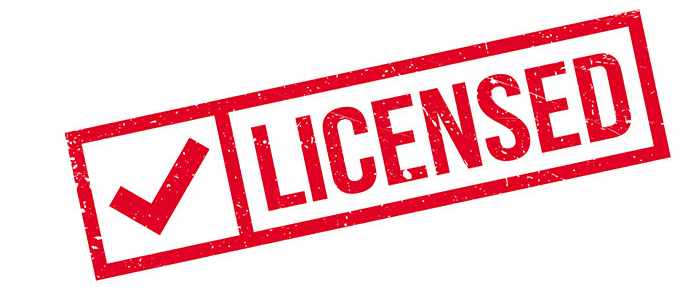 Independent Sites by Licences